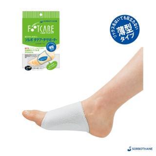 【SORBOTHANE】日本舒宜保  肢體護具-襪套薄型(護足套)