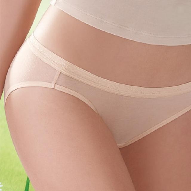 【華歌爾】新伴蒂內褲M-LL超低腰三角款(沙礫褐)