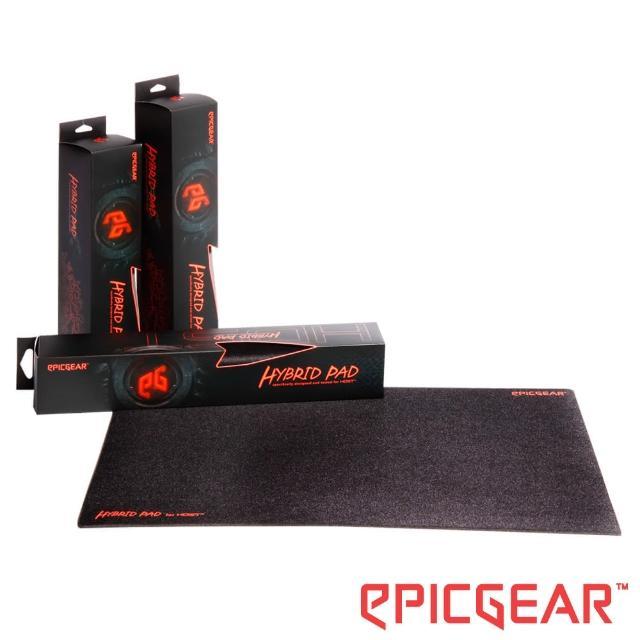 【EPICGEAR】HYBRID PAD 混魔墊大型電競專用滑鼠墊