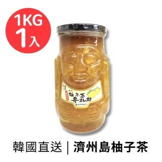 【韓味不二】濟洲土地公柚子茶(1kg/瓶)