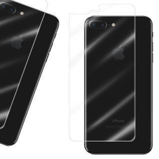 【D&A】Apple iPhone 7 Plus / 5.5吋日本原膜HC機背保護貼(鏡面抗刮)