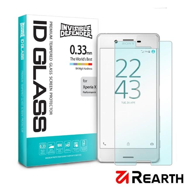 【Rearth Sony Xperia X/XP】強化玻璃螢幕保護貼