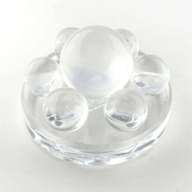 【開運工場】8cm白水晶淨化能量七星陣