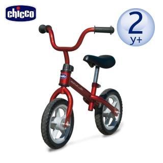 【chicco】幼兒滑步車-紅