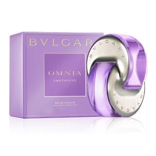 【BVLGARI 寶格麗】紫水晶 花舞輕盈女性淡香水(65ml)