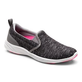 【美國VIONIC法歐尼】健康時尚休閒鞋(Kea-黑色)