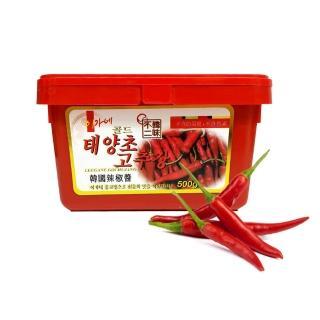 【韓味不二】土薄伊-韓國辣椒醬(500G/盒)