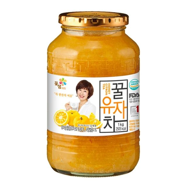 【韓味不二】花泉蜂蜜柚子茶(1kg)