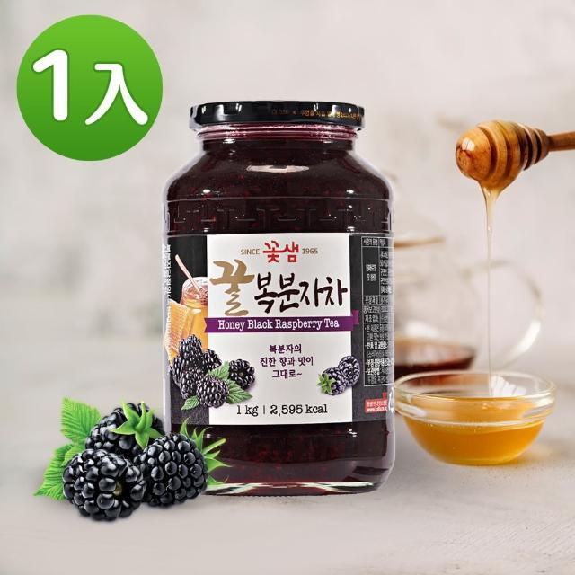 【韓味不二】花泉-頂級蜂蜜覆盆子茶(1kg)