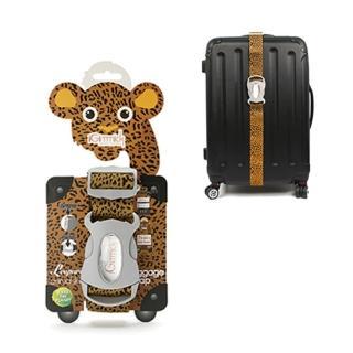 【iGimmick】動物系列行李綁帶-獵豹