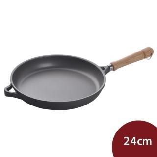 【德國寶迪Berndes】Bonanza 24cm煎鍋(寶迪鍋 平底鍋 德國製造)
