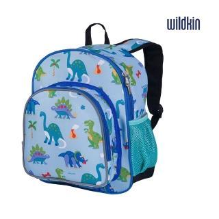【美國Wildkin】幼兒後背包/寶寶書包(40408恐龍樂園)