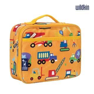 【美國Wildkin】保冰保溫袋/萬用袋(33110怪手卡車)
