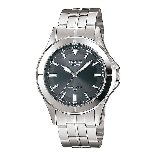 【CASIO】新風格都會指針腕錶(MTP-1214A-8A)