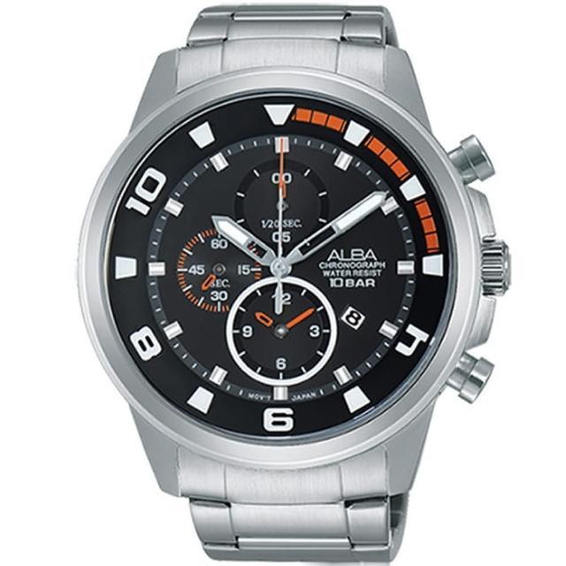 【SEIKO/ALBA】潮流任我行運動腕錶(YM92-X269D/AF8U07X1)