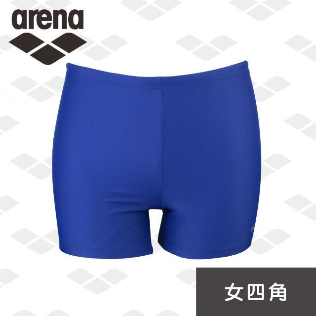【限量 秋冬新款 】 arena 運動休閒款 FMS6230WPA 女士 平口四角 泳褲 高彈 速乾 提臀