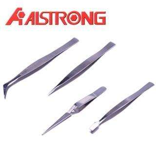 【ALSTRONG】不鏽鋼鑷子四支組 JSS-152