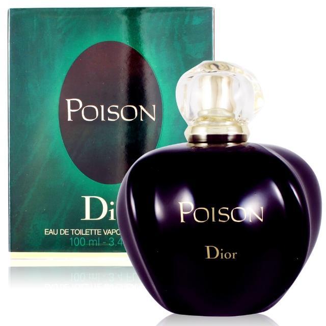 【Dior 迪奧】毒藥 女性淡香水 100ml(網路熱賣中)