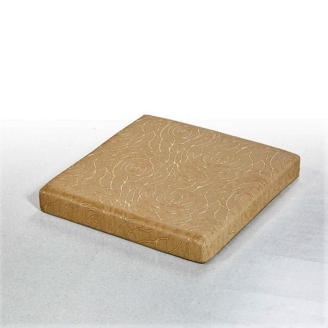 【CLEO】四方墊防潑水緹花/四方墊乳膠皮/沙發坐墊(4入)