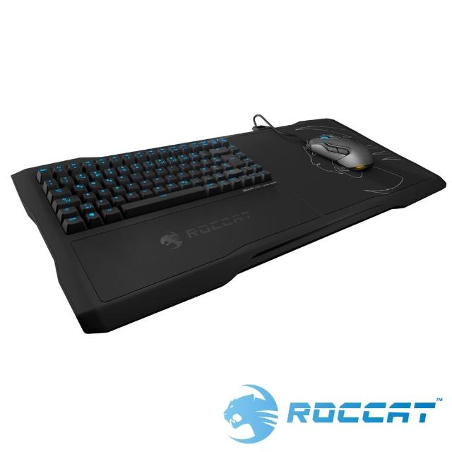 【ROCCAT】Sova 電競鍵盤-茶軸英文