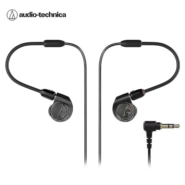 【鐵三角】ATH-E40 動圈單體耳塞式監聽耳機