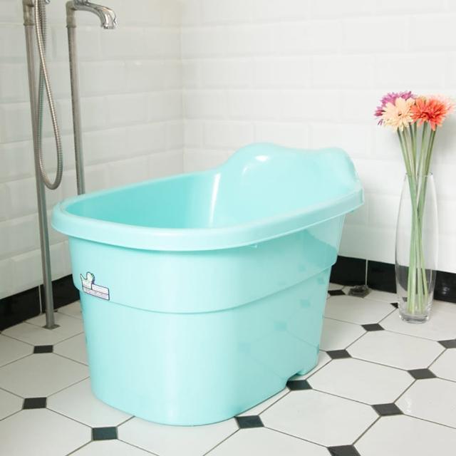 【生活King】艾妮泡澡桶(3色可選)