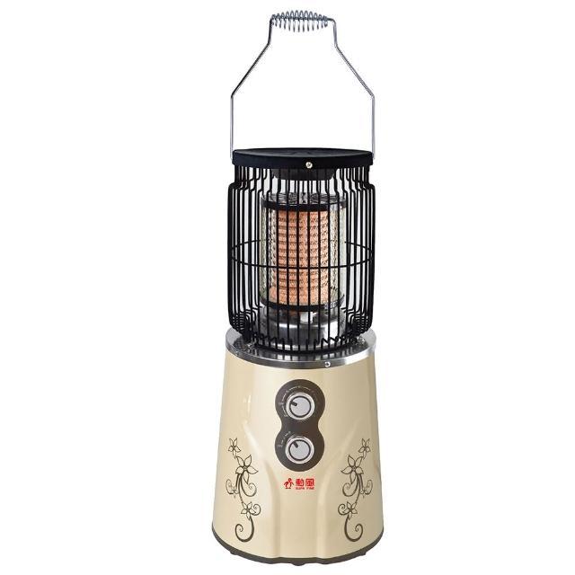 勳風360度圓筒式熱對流暖房機(N)