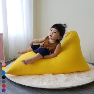 【BNS居家生活館】LOHAS Day 樂活時尚〝超微粒1mm〞懶人沙發 7色任選(沙發床 沙發 懶骨頭)