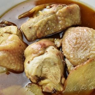 【鮮食家任選799】阿圖 麻油雞(700g/包)