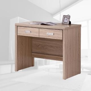 【樂和居】雷姆橡木色3尺書桌