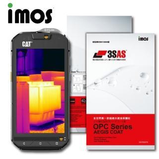【iMOS 3SAS】CAT S60 3SAS 疏油疏水 螢幕保護貼