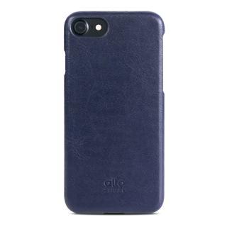【alto】iPhone 7 真皮手機殼背蓋 Original - 海軍藍(alto  義大利真皮皮革)