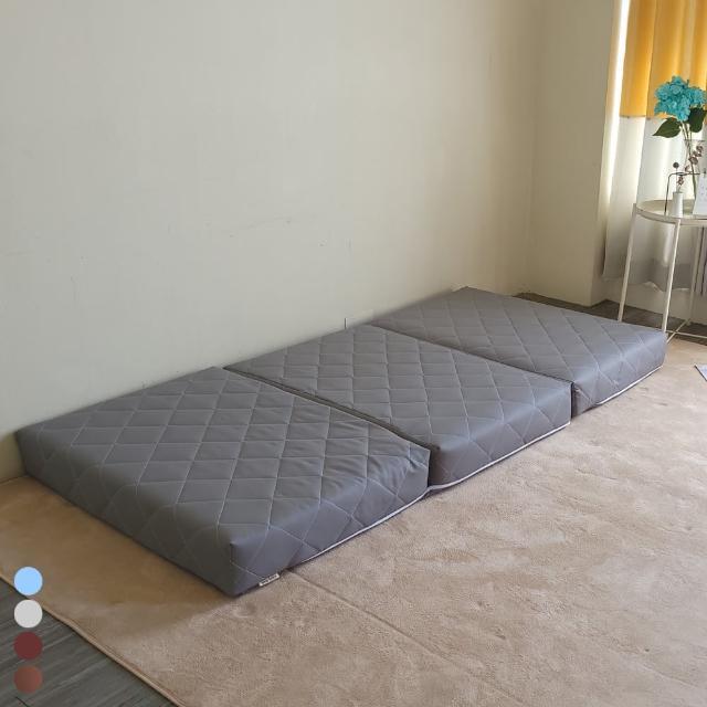 【BN-Home】Antony安東尼涼感獨立筒床墊 3尺單人90x188cm(床墊/涼感/ 沙發床/單人沙發/折疊椅)