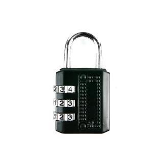 【TRENY】3位數密碼鎖30mm(2入一組)