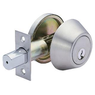 【加安牌】不銹鋼輔助鎖 D261