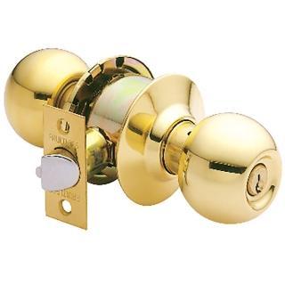 【加安牌】青銅房門鎖 C3700-60mm