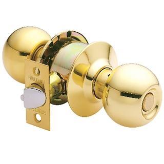 【加安牌】青銅浴廁鎖 C3710-60mm