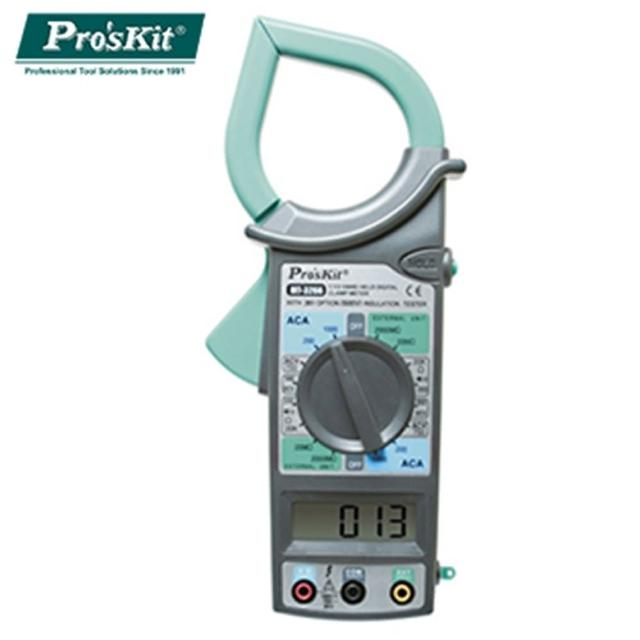 【ProsKit 寶工】3 1/2 數位鉤錶 MT-3266