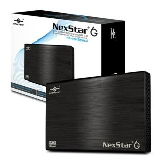 【凡達克傳輸精靈】6G-2.5吋SATA III 6 Gb/s 至 USB 3.0 硬碟外接盒-黑(NST-266S3-BK)