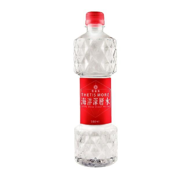 【光隆海洋生技】特蒂斯MORE海洋深層水(580ml 一箱20瓶)
