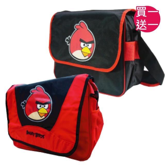 【買一送一】Angry Birds 憤怒鳥 休閒側背包(AB4695)