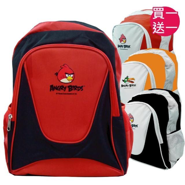 【買一送一】Angry Birds 憤怒鳥 休閒後背包(AB4800)