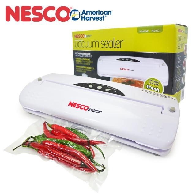 【Nesco】兩用 桌上型 真空包裝機(VS-01)