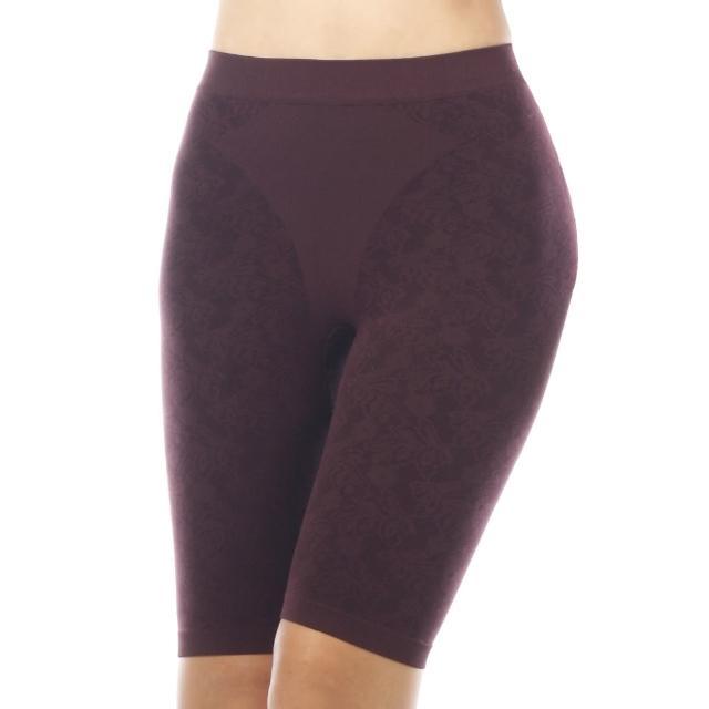 【保奈美】超彈力無痕修飾褲3件組(長版款)