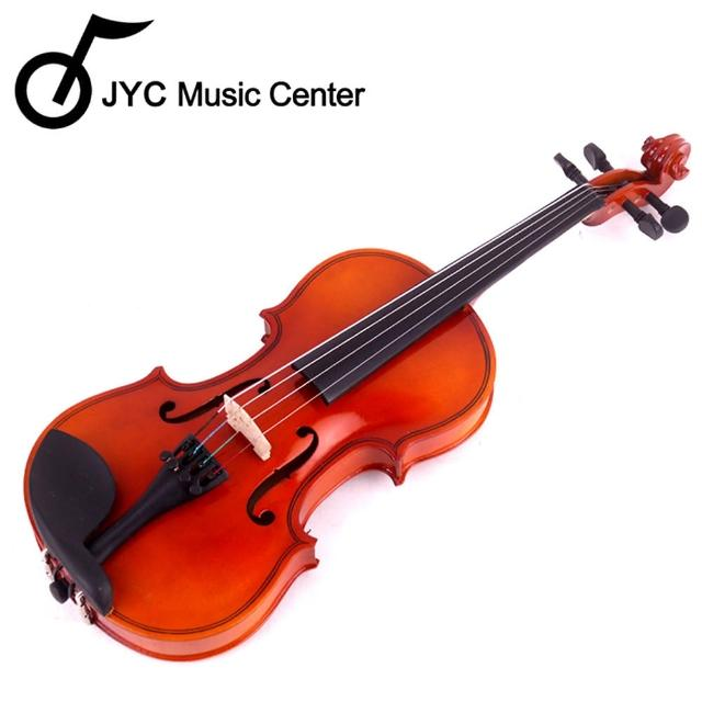 【JYC Music】入門嚴選超值小提琴(4/4-1/8)