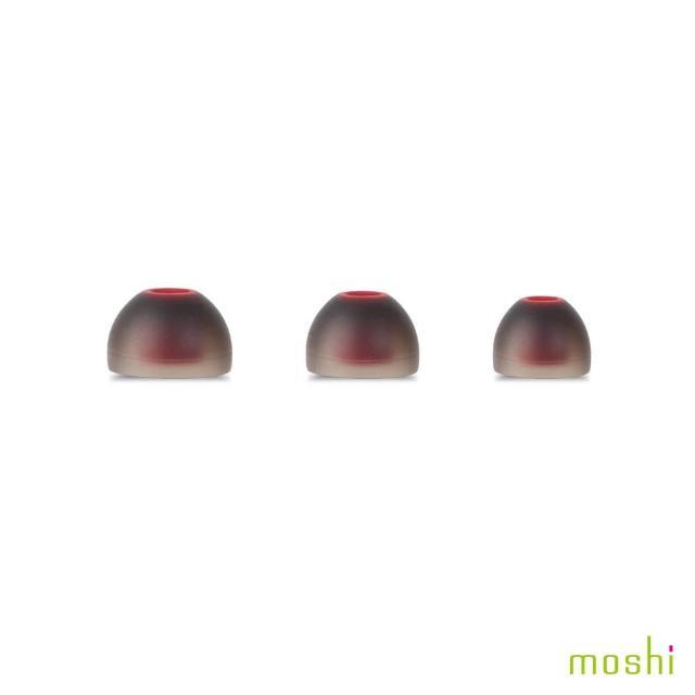 【Moshi】audio 雙料矽膠耳塞組