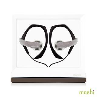 【Moshi】Clarus 優質雙單體耳掛式耳機 MFi