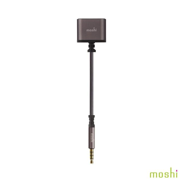 【Moshi】3.5mm Audio Jack Splitter 音訊分享器