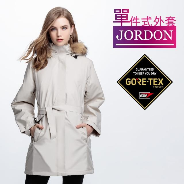 【JORDON 橋登】GORE-TEX R PERFORMANCE SHELL 單件式羽絨長大衣(1952)