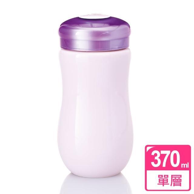【乾唐軒活瓷】甜心隨身杯 / 粉紅 / 中 / 單層